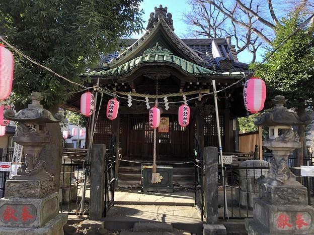 1月_諏訪神社 1