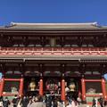 Photos: 1月_浅草寺 1