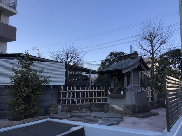 1月_本町神社 1