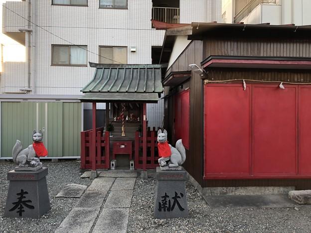 1月_山蒼稲荷神社 1
