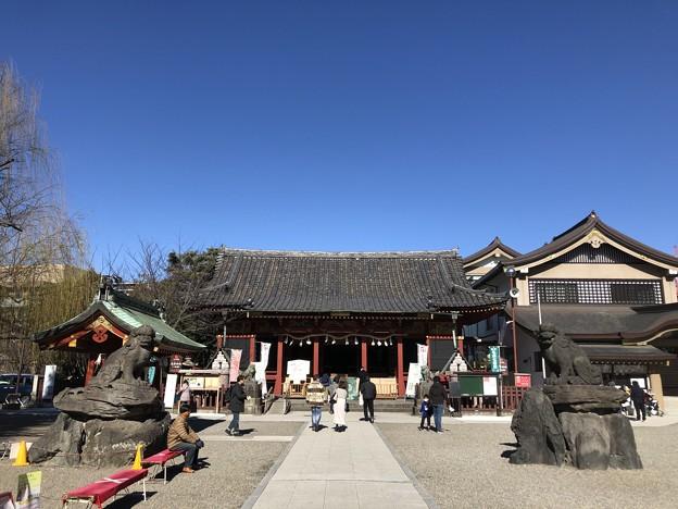 1月_浅草神社 1