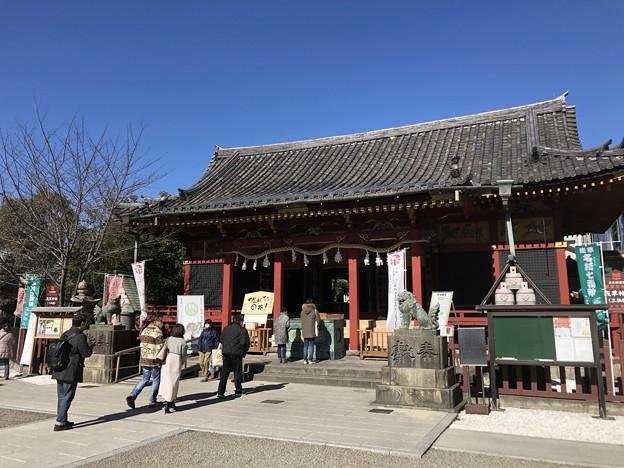 1月_浅草神社 2