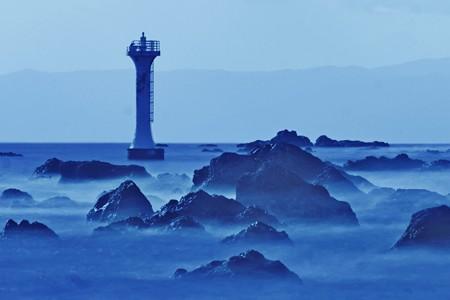 裕次郎灯台。