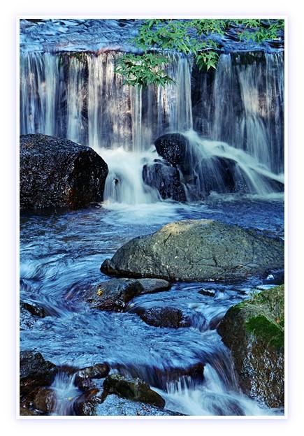 Photos: 渓流。