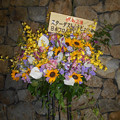 Photos: 2019-0720-楽園音楽祭-テアトロン-お花