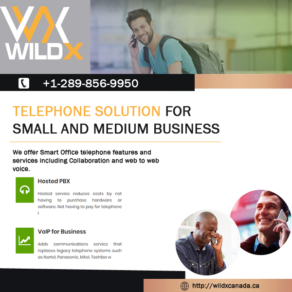 Business Phone Service in Canada