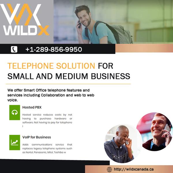 Business Phone Service in Canada