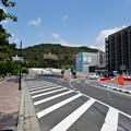 Photos: 広島高速5号線 広島駅北口インターチェンジ 仮称 工事 広島市東区二葉の里3丁目 2016年9月9日
