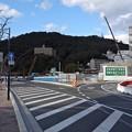 Photos: 広島高速5号線 広島駅北口インターチェンジ 仮称 工事 広島市東区二葉の里3丁目 2015年2月13日