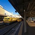 Photos: JR呉駅 在来線ホーム JR西日本115系 2016年5月27日