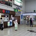 巴屋 呉駅ビル店 呉市宝町 呉駅改札前 スマホアプリ 舞台めぐり AR撮影