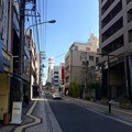 Photos: 幟町と鉄砲町の町境界 2016年8月23日