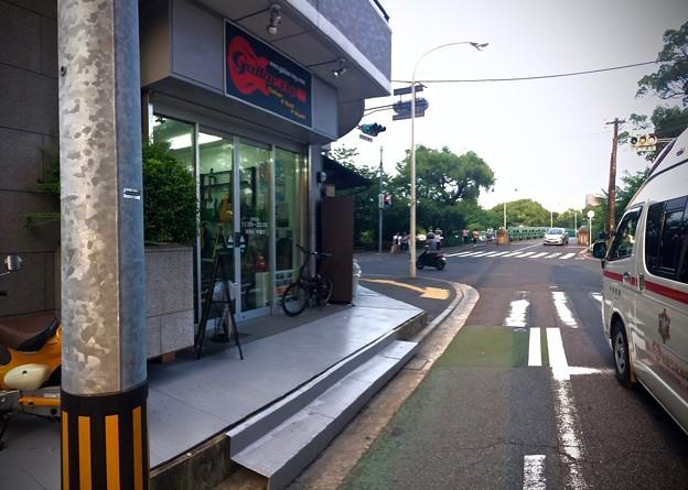 GUITAR TOP ギタートップ 広島市中区堺町 本川橋西詰交差点
