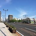 Photos: 相生橋 広島電鉄 700形 広島市中区大手町1丁目 - 本川町1丁目 2016年7月17日