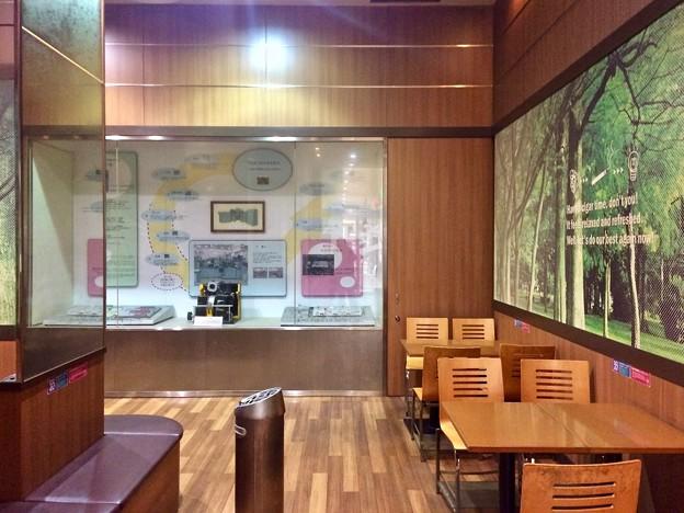 ゆめタウン広島 3階スモーキングルーム 日本専売公社 日本たばこ産業 広島工場展示 広島市南区皆実町2丁目