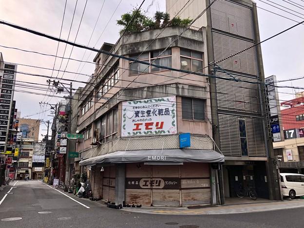 おしゃれのメッカ エモリ 広島市中区薬研堀 中新地