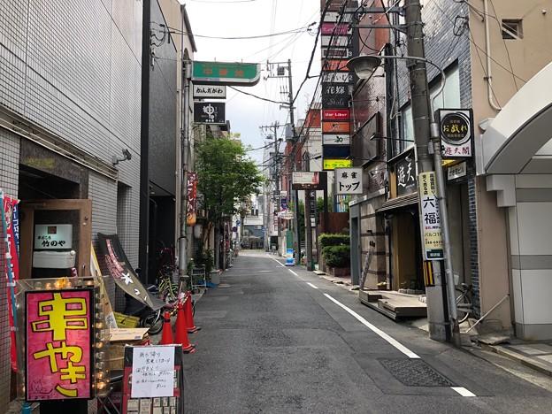 広島市中区薬研堀 7番6番 中新地 2018年5月5日