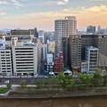 広島市南区京橋町 福屋広島駅前店11階から 2018年4月29日