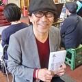 Photos: 財津正人さん ブックスひろしま 一箱古本市 広島市西区横川町3丁目 2011年11月6日