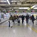 Photos: 広島駅 跨線橋 広島市南区松原町 2011年11月20日