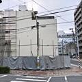 Photos: 広島市南区京橋町8番 京橋東詰交差点 2018年5月14日