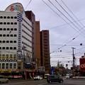 写真: 宇品通り 皆実町交差点 広島市南区皆実町5丁目6丁目 2011年5月6日