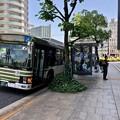 Photos: 稲荷町 バス停 広島市南区稲荷町 2018年5月25日
