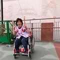 写真: まりちゃん 広島市南区西蟹屋2丁目 マツダスタジアム 2018年5月27日