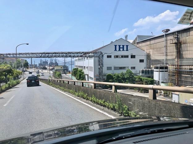 IHI 呉第二工場 呉市昭和町 2018年6月9日