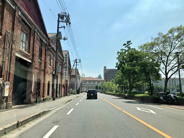 貿易倉庫 呉市昭和町 2018年6月9日