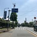 写真: ダイクレ呉第二工場前 呉市昭和町 2018年6月9日