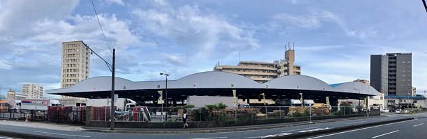日通広島ターミナル跡地 ケーズデンキ予定地 広島市南区西蟹屋4丁目 2018年7月2日
