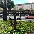 Photos: 津田式ポンプ製作所 手押しポンプ 津田式ケーボー号 広島市南区松原町 城北通り