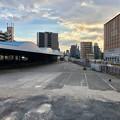 写真: 日通広島ターミナル跡地 ケーズデンキ出店予定地 広島市南区西蟹屋4丁目 2018年8月27日