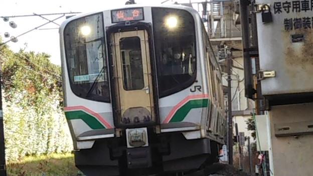 仙台長町間にて E721系1000番台
