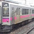 Photos: 701系 秋田カラー 酒田にて