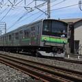 Photos: クラH8編成、回送。@東北本線蓮田駅~白岡駅