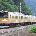 Photos: 富士急行90周年記念、金富士。