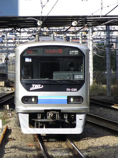 埼京線に直通っていうたら、これだと思うけど・・・。