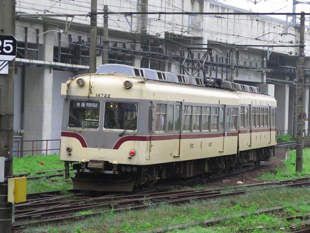 ダイコン電車14722