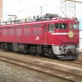 青函の精悍な機関車