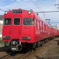高浜みなと赤い電車