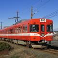 赤い電車は三度目の・・・