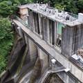 Photos: 白丸ダムを見下ろして