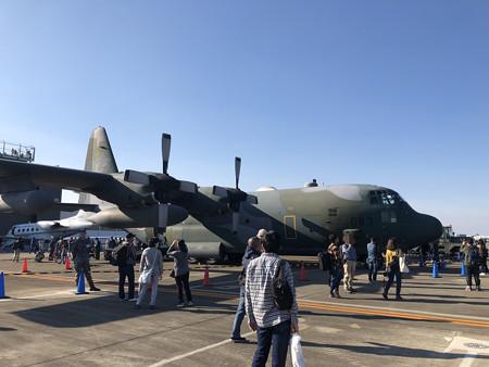 C-130H 95-1083 小牧基地 第1輸送航空隊 第401飛行隊 IMG_1301_2