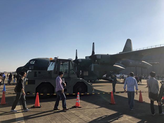 C-130H 95-1083 小牧基地 第1輸送航空隊 第401飛行隊 IMG_1303_2
