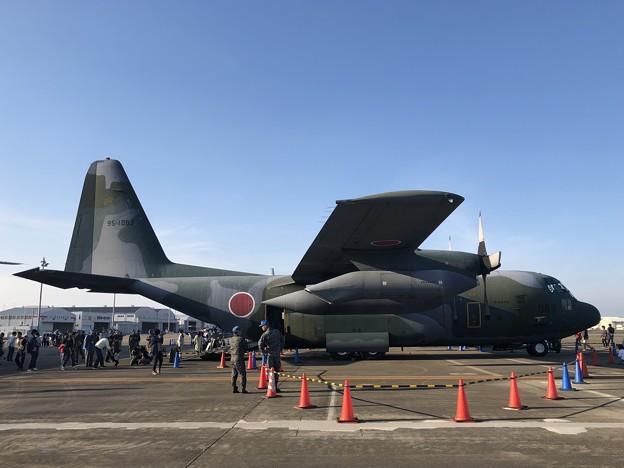 C-130H 95-1083 小牧基地 第1輸送航空隊 第401飛行隊 IMG_1357