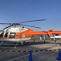 Photos: JA6407 新日本ヘリコプター ベル407 IMG_1354_2