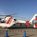 Photos: JA115D 中日本航空 ユーロコプター EC135P2 IMG_1347