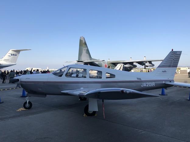 JA201R パイパー PA-28チェロキーIMG_1323